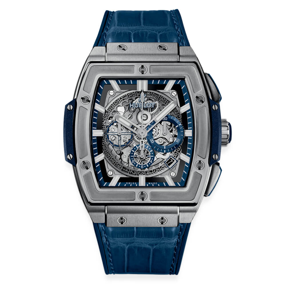 Featured Titanium Blue
